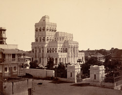 Nazarbagh Palace (SW view) [Baroda].